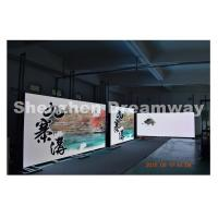 7000 CD/m2 PH6 Outdoor Rental LED Screen SMD2727 with Flight Case Package for sale