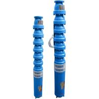 7 8 10 12 Inch Deep Well Submersible Irrigation Pump With 5-2500m3 / H Flow Rate Manufactures