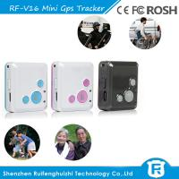 Personal gps tracker with electronic fence alarm and remote control,kids mini gps tracker Manufactures