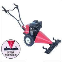 China Self-propelled gasoline grass cutter/brush cutter/lawn mower on sale