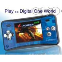 China OS electronic handheld/TV out games console on sale