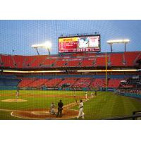 P5.95 Full Color Outdoor Stadium Sport LED Display Lightweight Aluminum LED Panel Manufactures