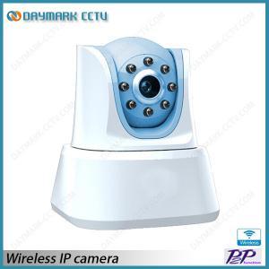 Indoor Wireless Pan Tilt IP Camera Manufactures