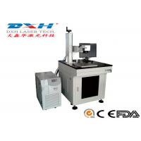 Small Industrial Laser Marking Systems , Transparent Glass Carving Machine Manufactures