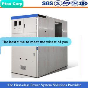 KYN61-40.5 metal enclosed indoor mv/lv 20kv electrical switchgear