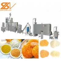 Energy Saving Breadcrumb Making Machine 160kg/H 21.8×2×2 M Low Cost Manufactures