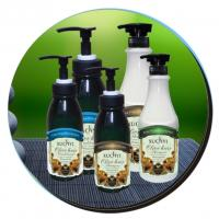 Olive Oil Herbal Hair Shampoo , 500ml Nutritional Therapy Shampoos #ST-343-347 Manufactures
