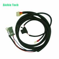 China Custom Electrical Fuse Box Automotive Wire Harness for Toyota Cars on sale