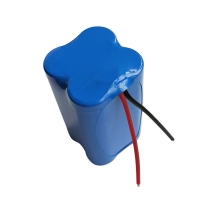 7.4V 5200mAh 18650 Li Battery Pack Rechargeable 1C Discharge Manufactures