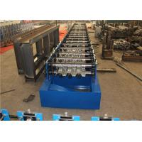 China Commercial Roller Shutter Door Machine 12 Stations  Metal Roof Panel Machine on sale