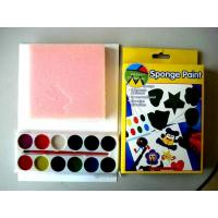 Buy cheap Educational Toy--Sponge Paint from wholesalers