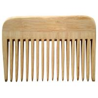 100% Natural Eco-Friendly Bamboo Detangling Hair Comb Manufactures