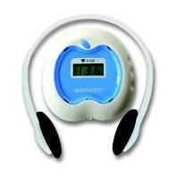 LOVELY apple-shaped electronic fetal doppler monitor for user at home with headphone Wholesale price Manufactures