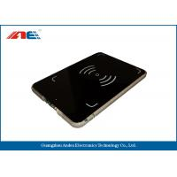 Quality ISO 15693 Integrated Desktop RFID Reader 13.56MHz Reading Range 40CM for sale