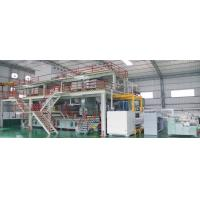 SMS Polypropylene Non Woven Fabric Making Machine with high working efficiency Manufactures
