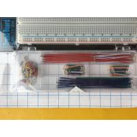 70 Pcs Breadboard And Wire Kit 1660 Tie Point ABS Material 20AWG - 29AWG Manufactures