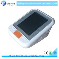 Most accurate extra-large LCD display electric digital blood pressure monitor Manufactures
