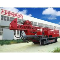 Crawler mounted Top Drive Oilfield workover Drilling Rig with borehole diameters of 3.5 ″to 47″ Manufactures