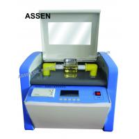 Fully automatically transformer oil breakdown voltage test, insulating oil tester set Manufactures