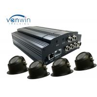 H.264 HDD Mobile DVR Car Remote Viewing and Tracking System 3G GPS Tracker DVR Manufactures