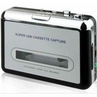 Tape to PC USB audio cassette mp3 converter Manufactures