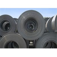 SAE1020 3 MM Mild Hot Rolled Steel Coil For Bridge Construction Riveting Manufactures