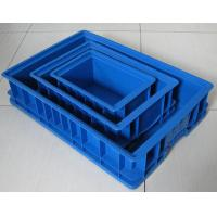 Brand new ready/used/finished plastic injection turnover box mould on sale Manufactures