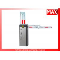Infrared Sensor Security Barrier Gate Automated Pedestrian For Access Control Manufactures