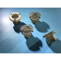 Customized Size Silicon Carbide Substrate Hardness 9.4 Sic Parts For Equipment Manufactures