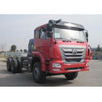 Low Noise Heavy Truck Chassis For Tipper Truck 40 Ton Payload Capacity Manufactures