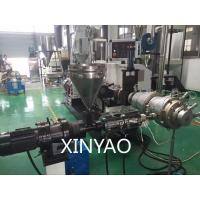 China PPR Pipe Extrusion Line / single screw extruder 80 - 300kg/hr on sale