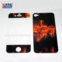 color screen protector for iphone4 Manufactures
