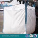 baffle bag, 100% New virgin PP woven big bag , jumbo bag FIBC with filling Manufactures