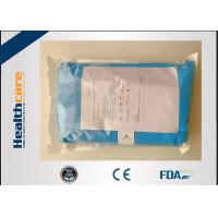 Disposable Surgical C-section drape pack standard basic universal set with baby blanket Manufactures
