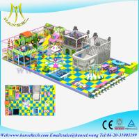China Hansel Commercial indoor playground equipment prices on sale