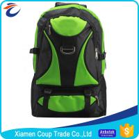 Outdoor Gym Sport 1680D Polyester Hiking Backpack Sports & Leisure Bags Manufactures
