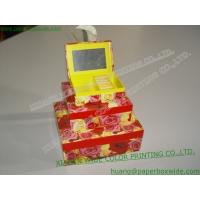 paper jewelry gift boxes Manufactures