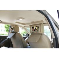 High Resolution Car Headrest Dvd Players Of Digital Panel Manufactures