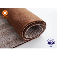 China Needle Punched Polyester Non Woven Speak Felt Nonwoven In Stock Eco - friendly on sale