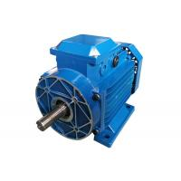 IE1 3 Phase Induction Motor 400v 50Hz MS Aluminum Body Energy Saving High Efficiency Manufactures