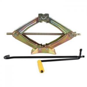 1.0 Ton Hoist Compact Lightweight Car Scissor Jack With Handle Pneumatic Manufactures