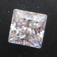 China Cubic Zircon (square) ---004 on sale