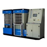 Electric Heating Smart Card Making Machine PLC Controlled 6000 Cards Per Hour