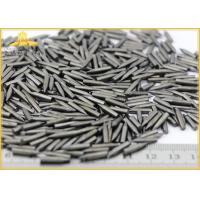 High Wear Resistance Tungsten Carbide Pins , High Grinding Tire Stud Pins Manufactures