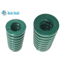 Flat Wire Industrial Spring Precision Mold Parts 50CrVA Materails For Injection Mold / Stamping Die Manufactures