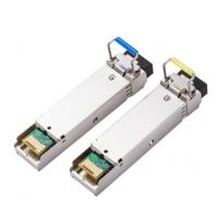 Bi-Directional SFP Optical Transceivers Module 1310/1550nm With 1.25Gbps Manufactures