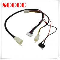 China Industrial Auto Wiring Harness , Loom Tail Light Harness For Automotive Headlight on sale