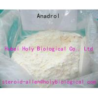 Quality 99% Bulking Cycle Oral Anabolic Steroids White Powder Oxandrolone Anavar with High Purity for sale