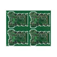 ENIG Green Soldermask Multilayer PCB FR4 Custom Circuit Board For Transformer Manufactures