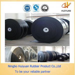 Black Fabric Heavy Duty Nylon NN250 Conveyor Belt (SGS, ISO9001) Manufactures